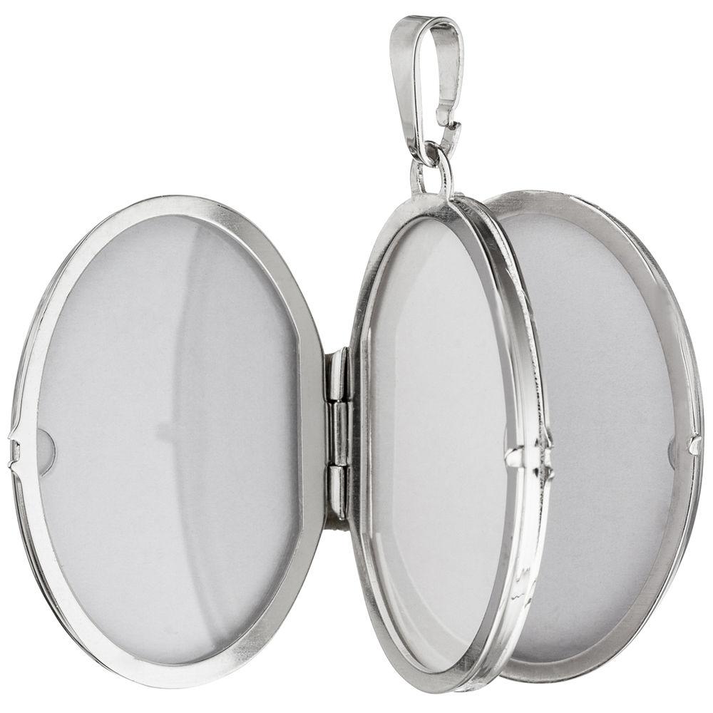 Atemberaubend Medaillon 925 Silber für 4 Fotos - Marinas Schmuckwelt &OB_28