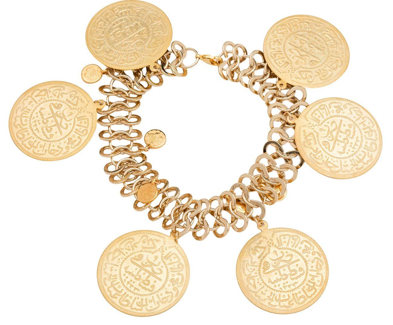 vintage gold munzen