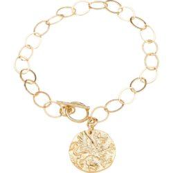 "Armband ""Pegasus"" 925 Silber/vergoldet"